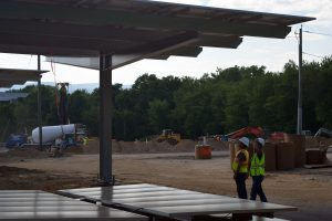 1 Brightergy installing solar energy at UMass Amherst
